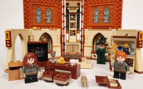 LEGO Harry Potter 76832 Moments: Verwandlungsunterricht
