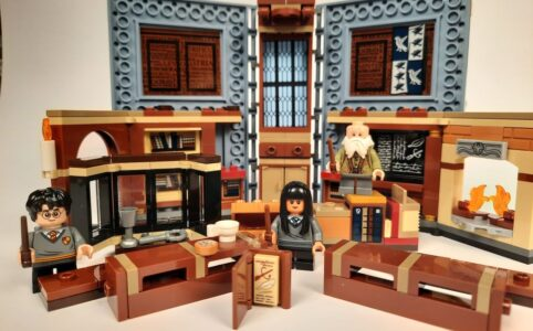 LEGO Harry Potter Hogwarts Moments 76385 Zauberkunstunterricht