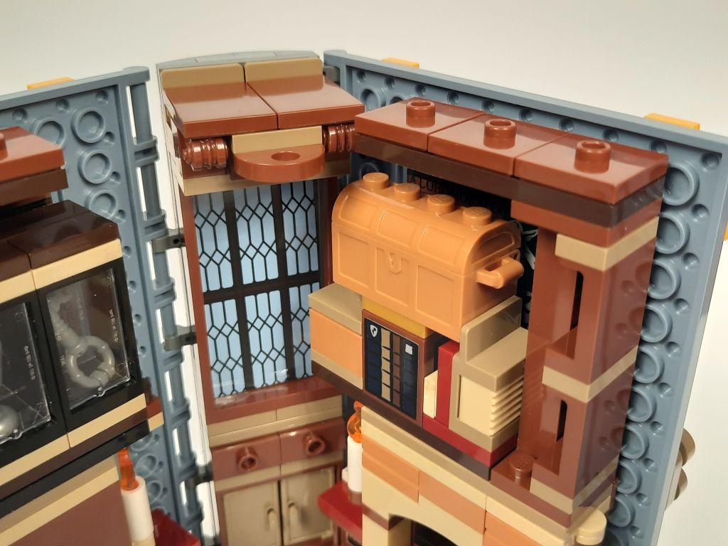 LEGO Harry Potter Hogwarts Moments 76385 Zauberkunstunterricht