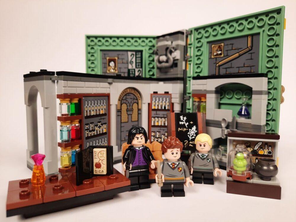 LEGO Harry Potter Hogwarts Moments 76383 Zaubertränkeunterricht