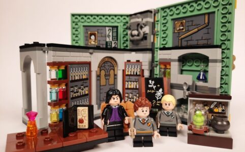 LEGO Harry Potter Hogwarts Moments 76383 Zaubertränkeunterricht