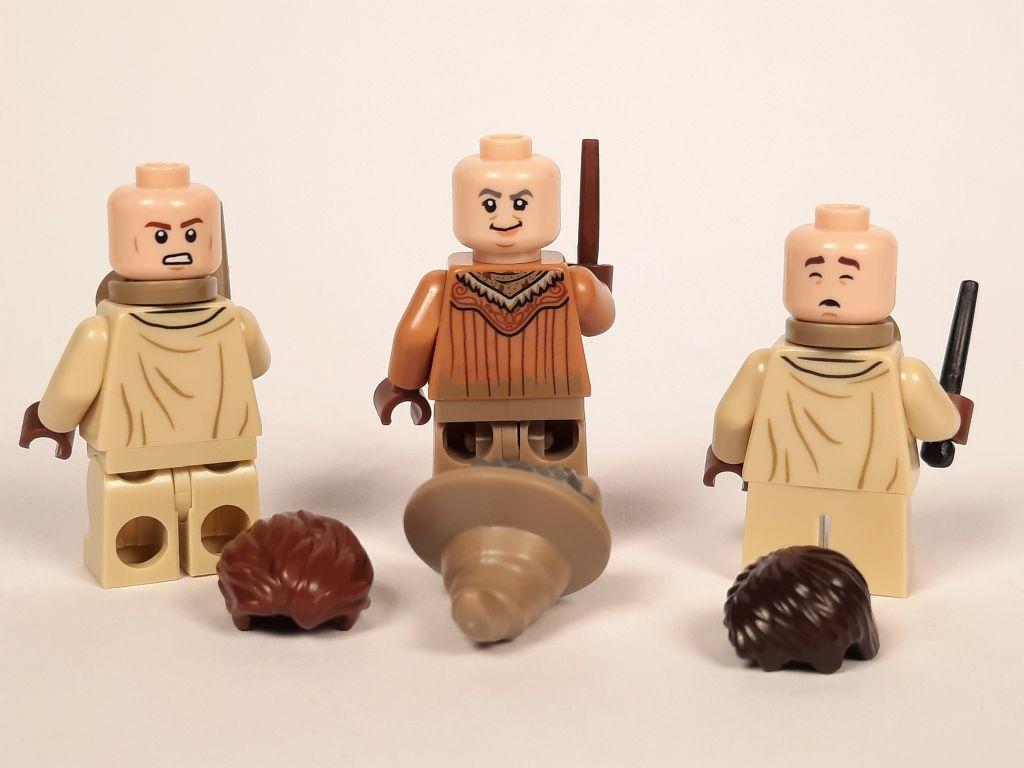 LEGO Harry Potter Hogwarts Moments 76384 Kräuterkundeunterricht