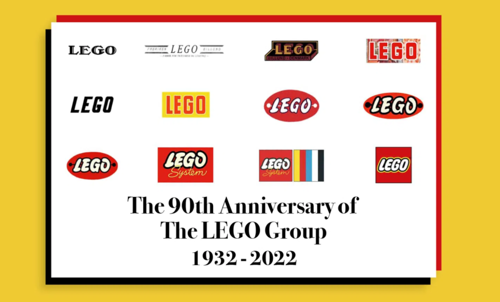 LEGO wird 90