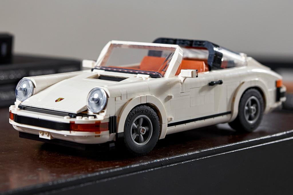 LEGO 18+ 10295 Porsche 911 Turbo und 911 Targa