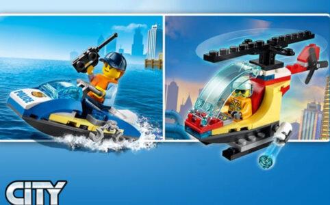 Neue LEGO City Beigabe(n)