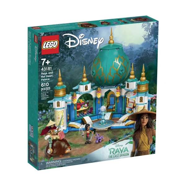 LEGO Disney: Sets zu Raya und der letzte Drache ab März ...