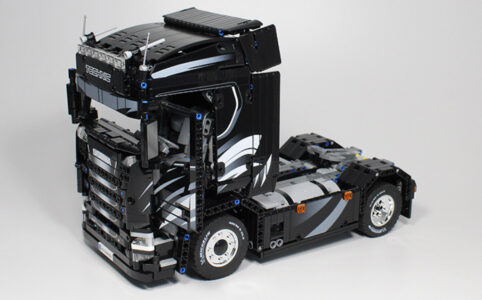 LEGO Ideas Scania Next Generation S730