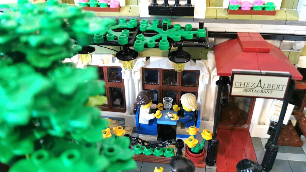 BenBricks LEGO Stadt