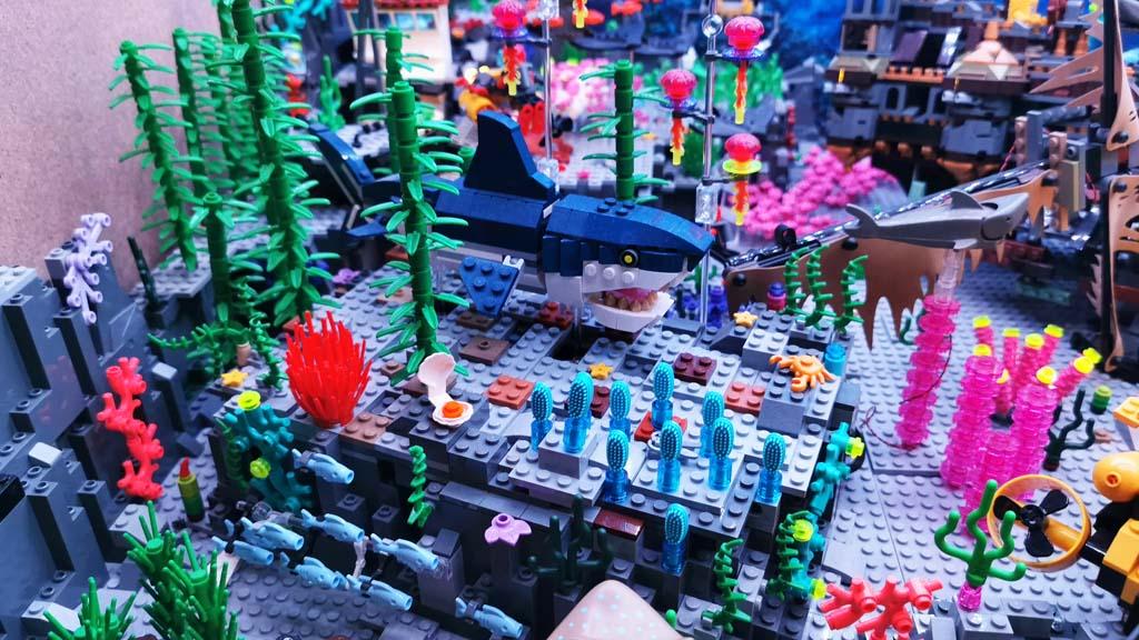 BenBricks Unterwasserwelt MOC