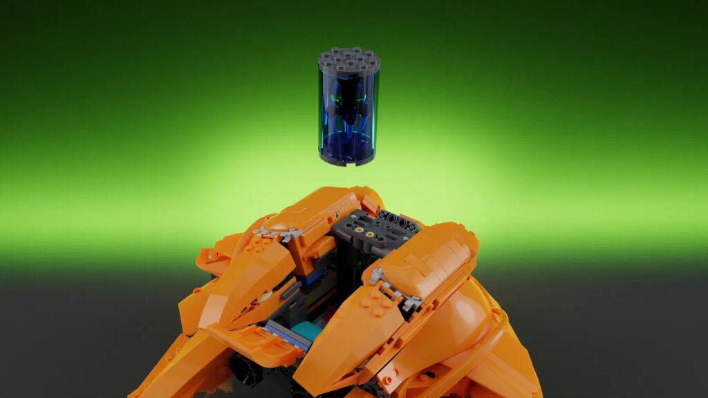 LEGO Ideas Metroid: Samus und Raumschiff