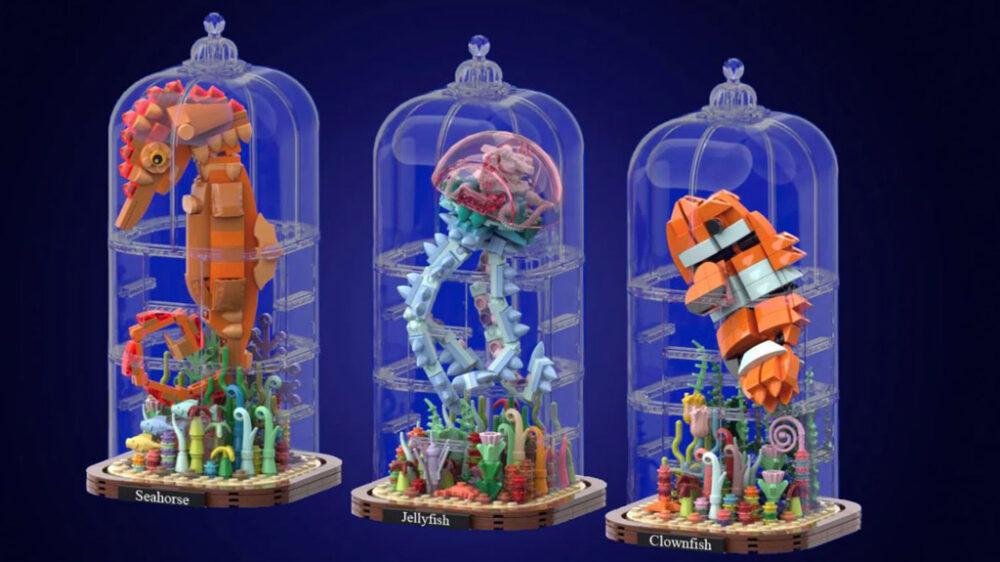 LEGO Ideas Marine Life von Brick Dangerous