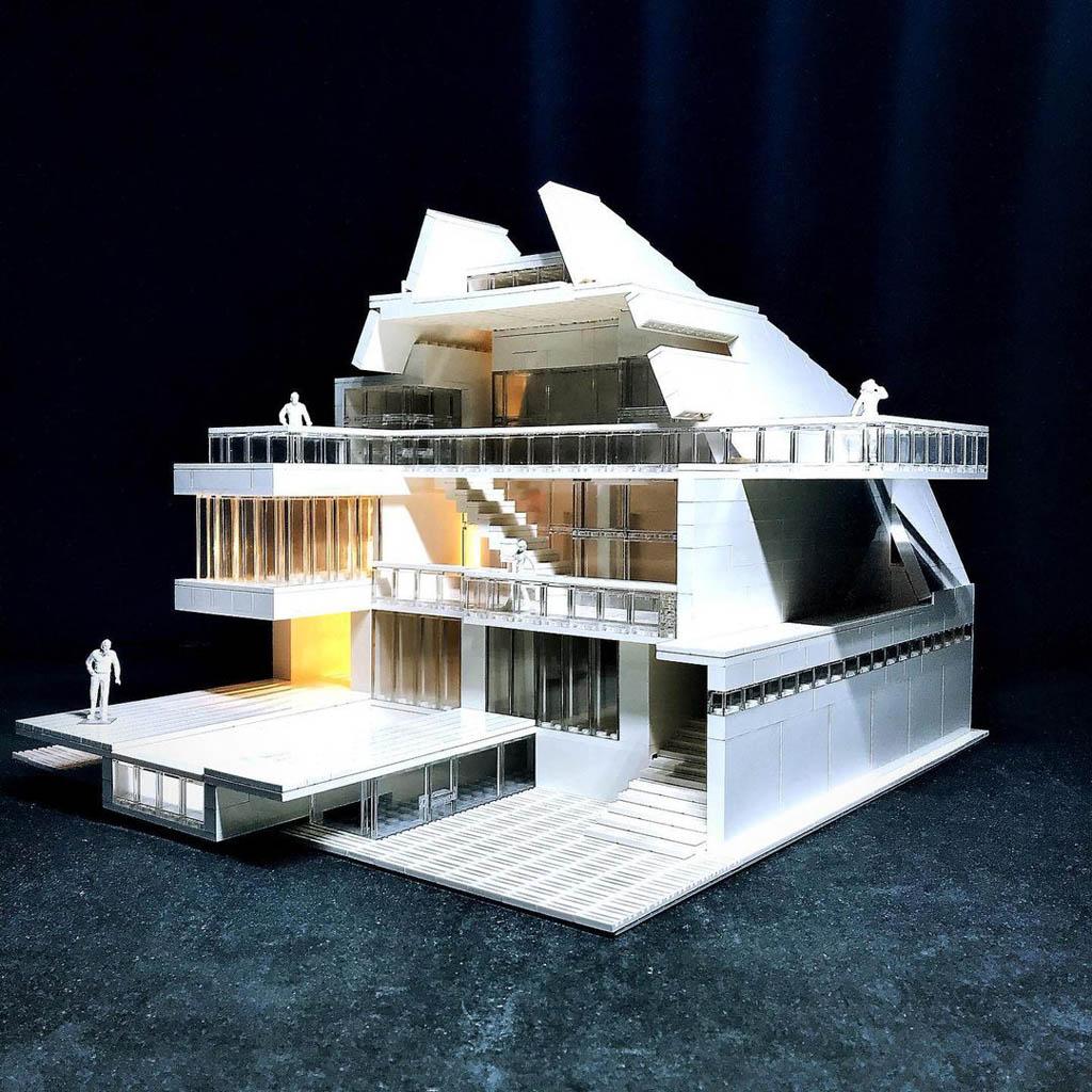 Modell von lego_tonic in Anlehung an das Fakon Projekt