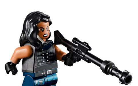 LEGO Minifigur Cara Dune