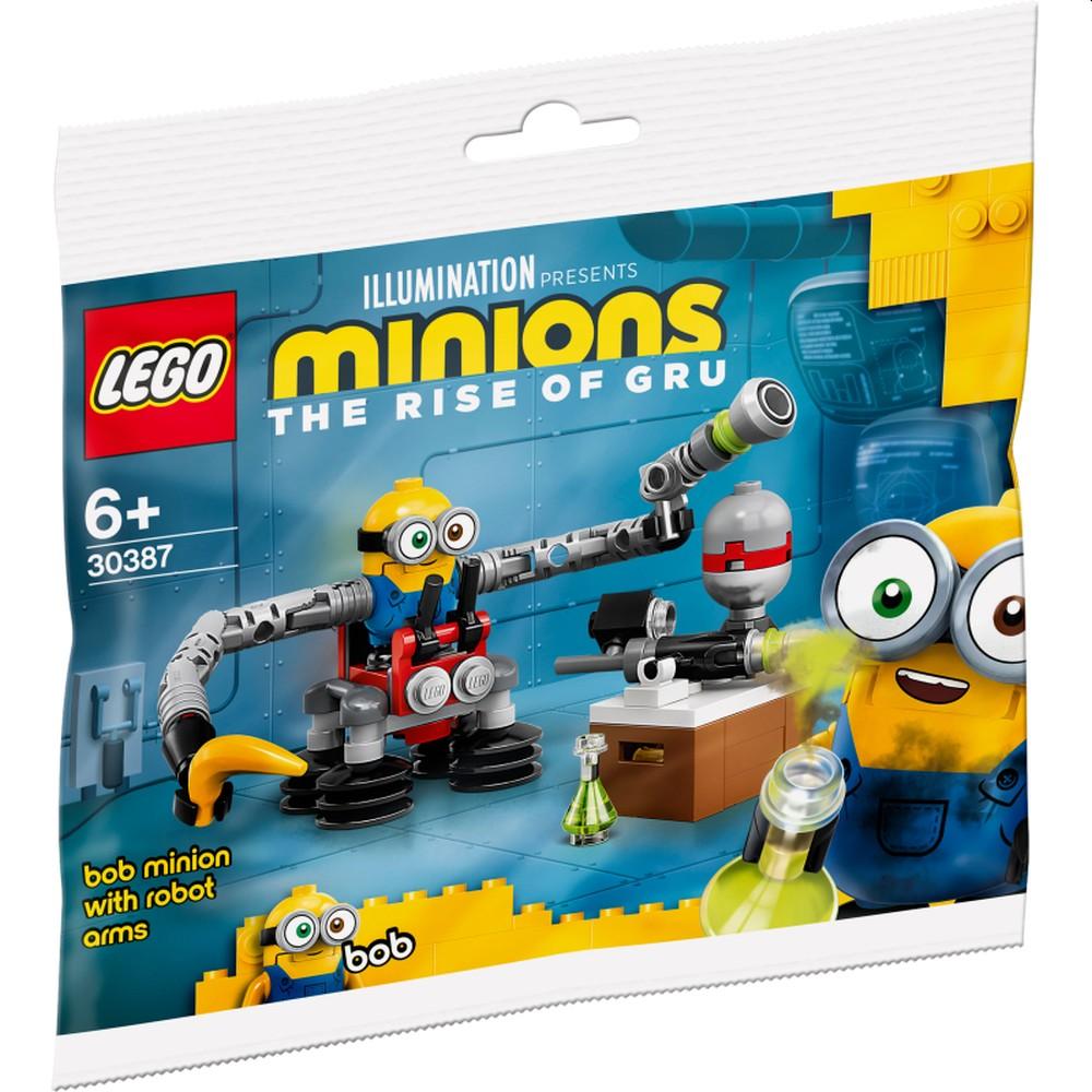 LEGO Minions 30387 Bob Minion with Robot Arms