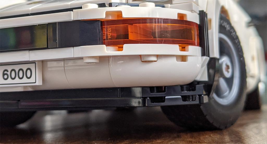 LEGO 10295 Porsche 911 im Review Turbo und Targa