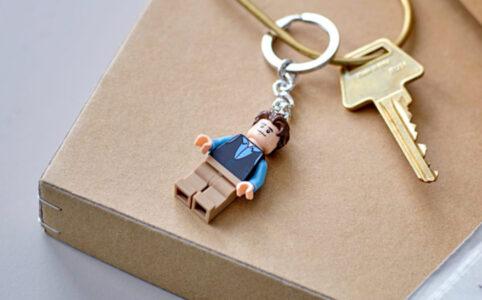 LEGO 854118 Schlüsselanhänger mit Chandler