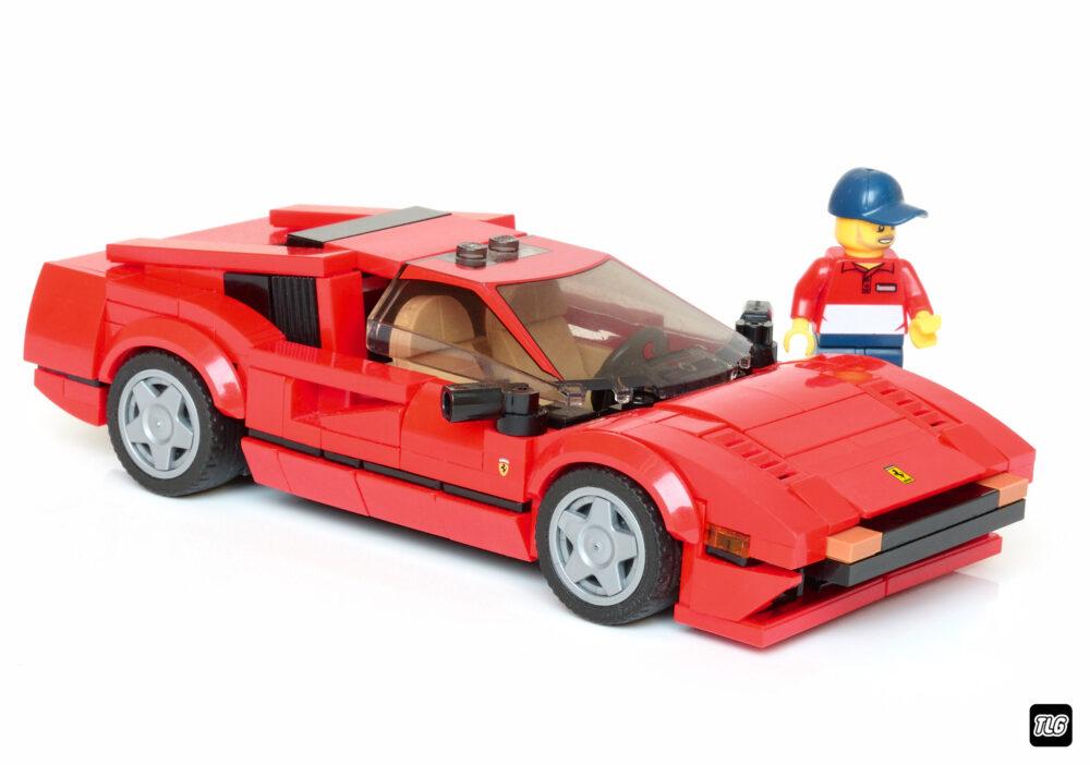 LEGO Ferrari 308
