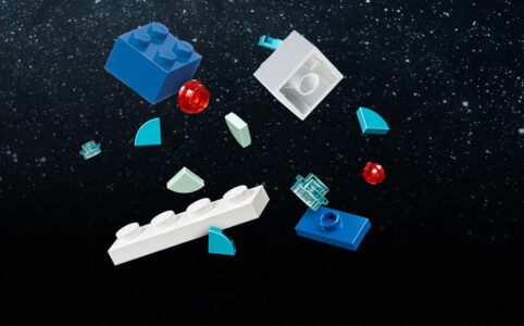 LEGO Ideas Contest Out of this World