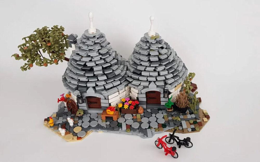 LEGO Ideas The Trulli of Alberobello von By Renato Lovicario RennaWSL