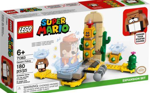 LEGO Super Mario 71363 Wüsten-Pokey – Erweiterungsset