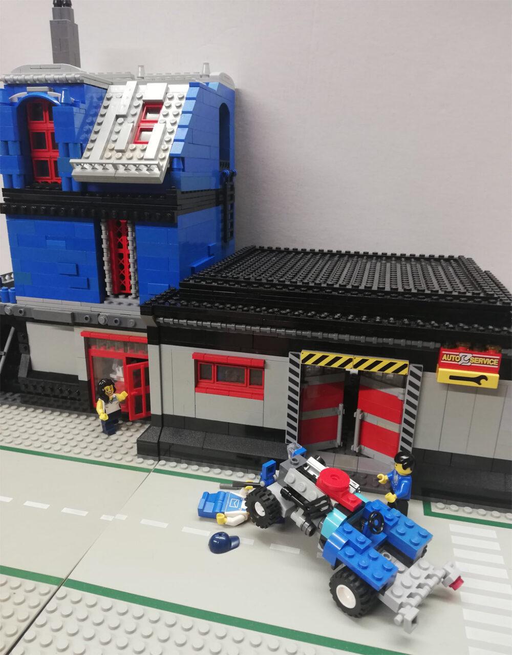 Die LEGO Werkstatt