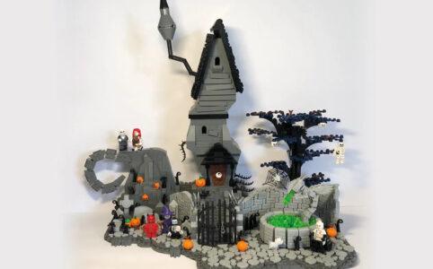 Halloween Town als LEGO Ideas Set