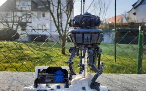 LEGO Satr Wars 75306 Imperial Probe Droid