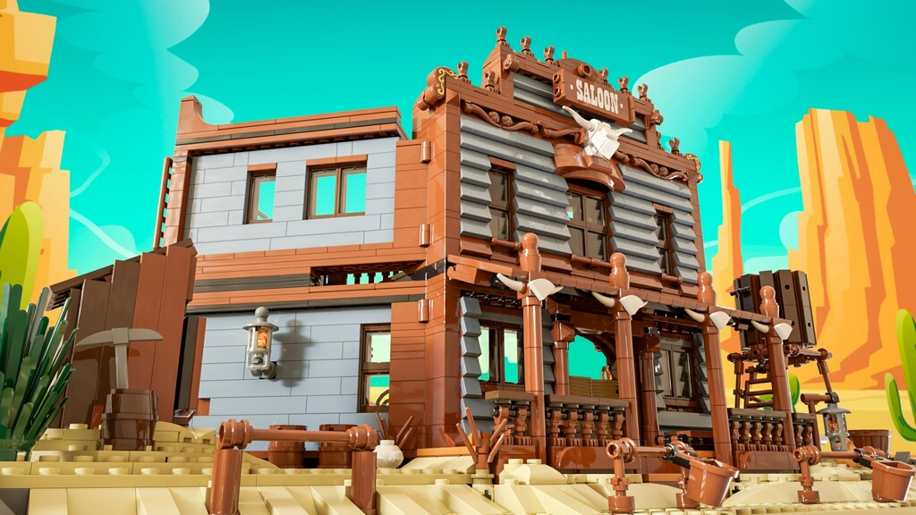 BrickLink Designer Program: Brickwest Studios