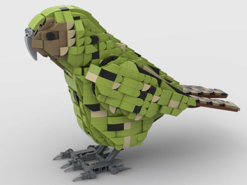 BrickLink Designer Program: Kakapo