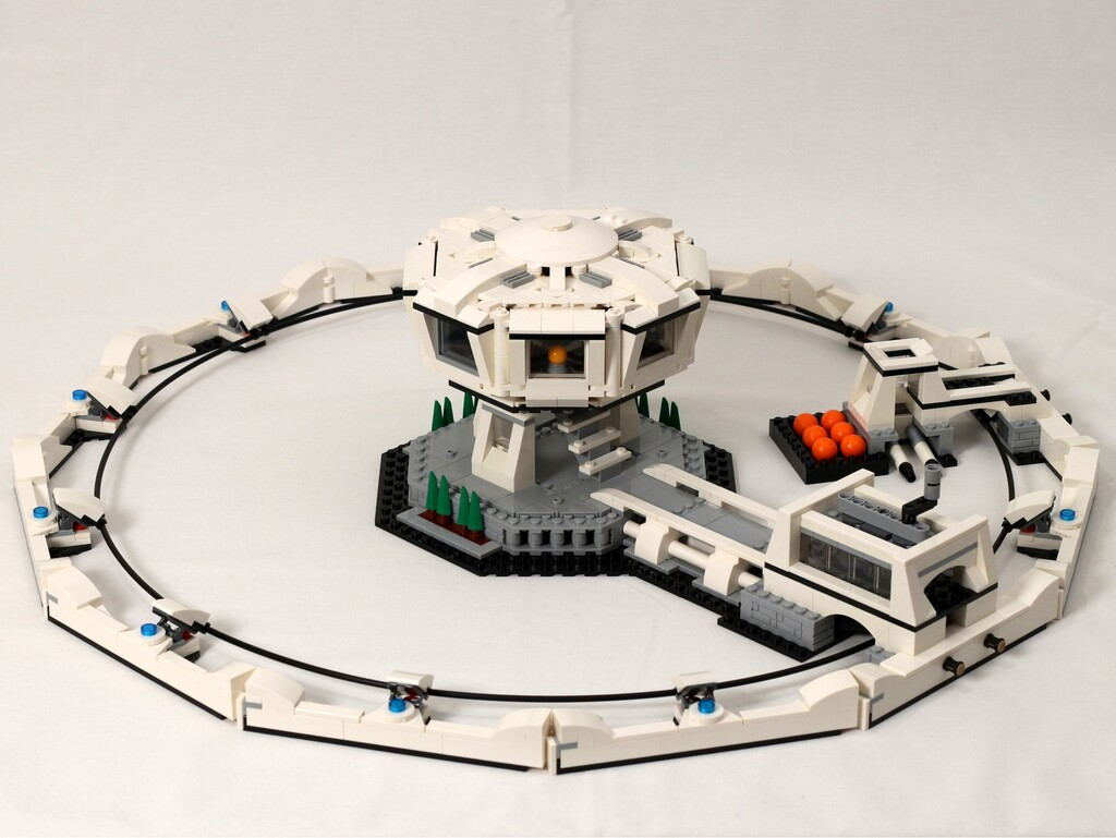 BrickLink Designer Program: Particle Accelerator