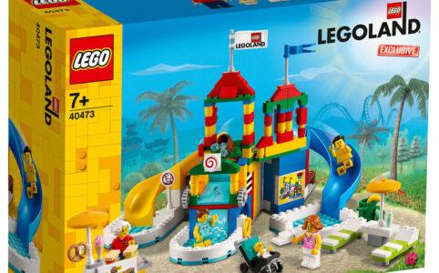 LEGO geht baden: 40473 LEGOLAND Wasserpark