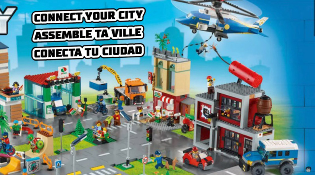 LEGO City 60278 Überfall auf das Versteck von Crook