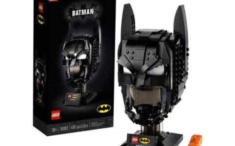 LEGO DC 76182 Batman Cowl