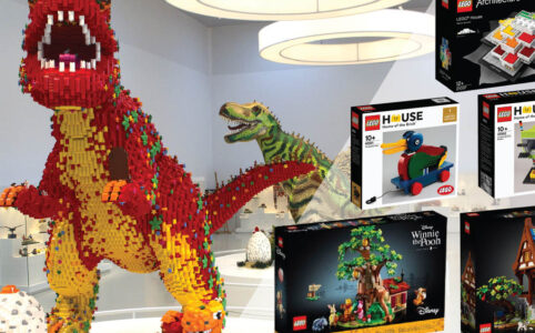 LEGO Ideas Contest