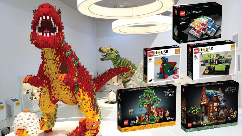 LEGO Ideas Contest der erste Platz