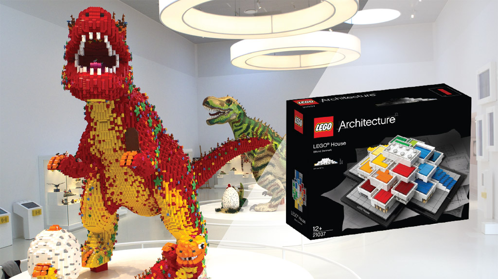 LEGO Ideas Contest für die Teilnehmer des Fan Votings