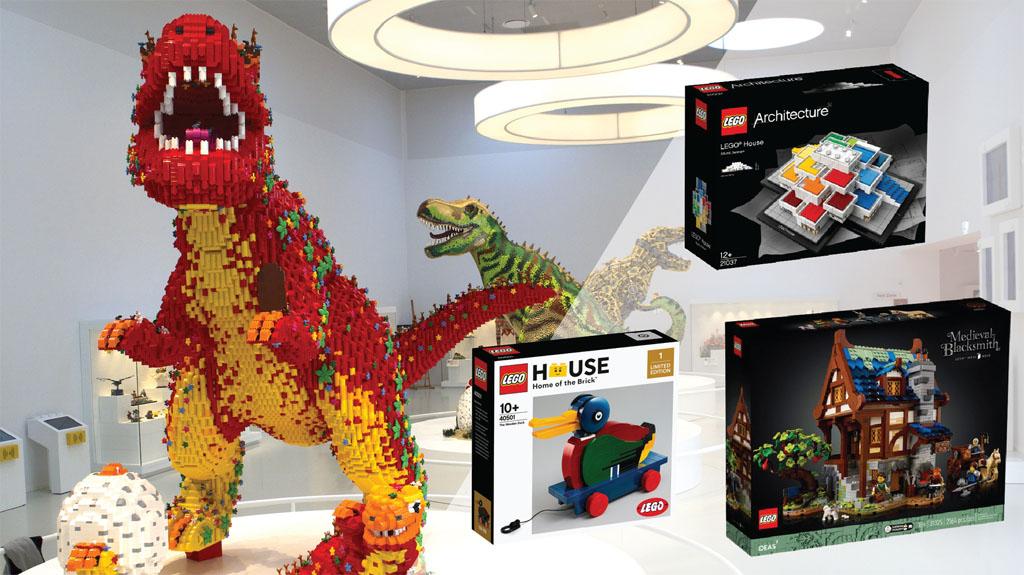 LEGO Ideas Contest zweiter und dritter Platz