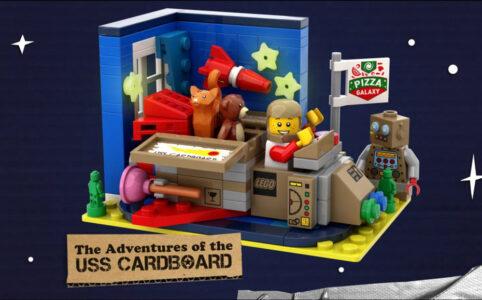 LEGO Ideas Platz 1