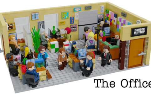 LEGO Ideas The Office