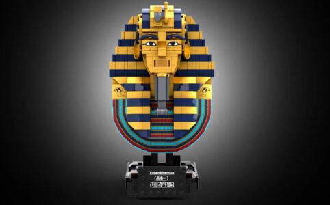 LEGO Ideas TUTANKHAMUN von Swan Dutchman