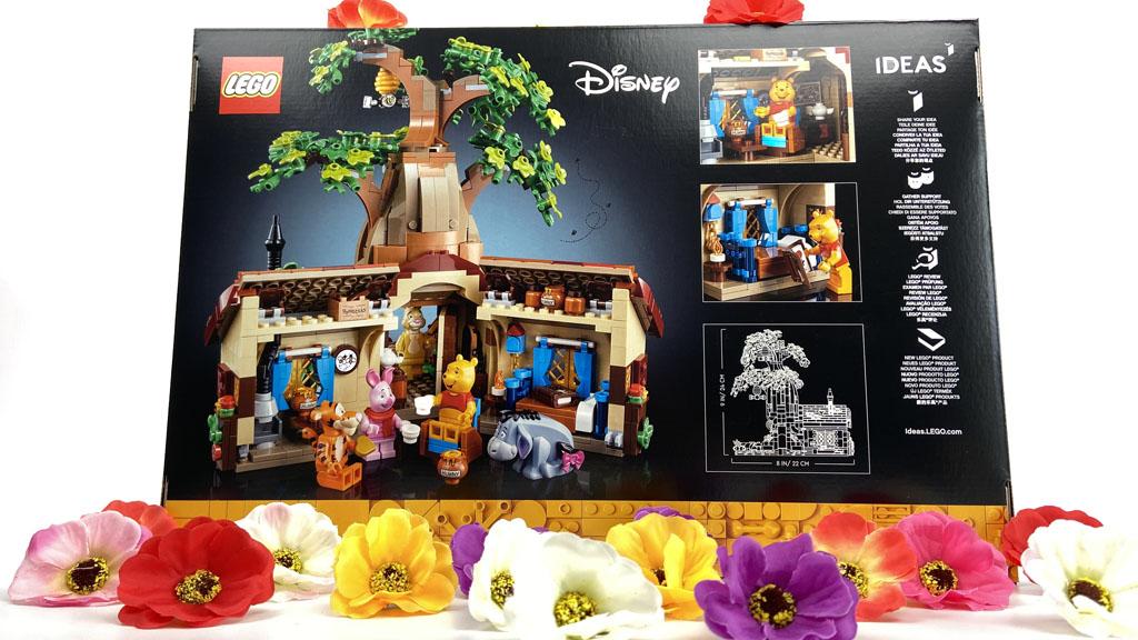 LEGO Ideas 21326 Disney Winnie the Pooh Box