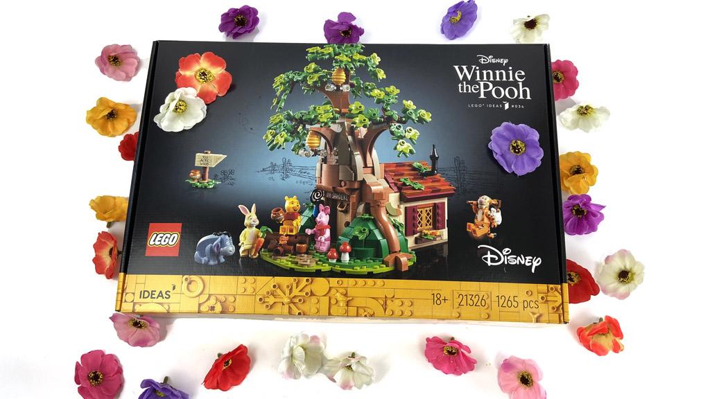 LEGO Ideas 21326 Disney Winnie the Pooh die Box