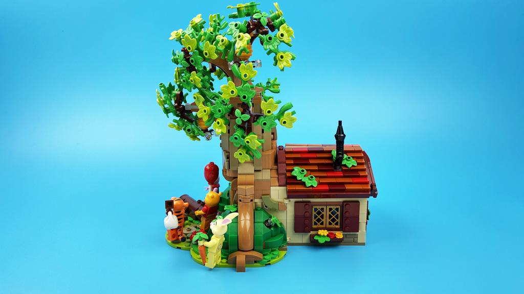 LEGO Ideas 21326 Disney Winnie the Pooh