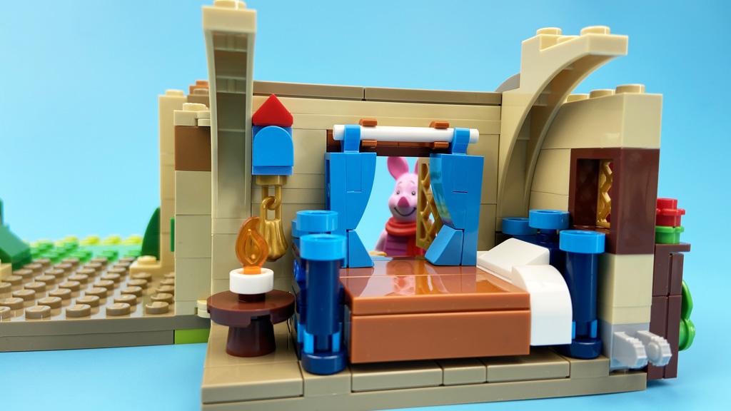 LEGO Ideas 21326 Disney Winnie the Pooh Es ist noch keine Schlafenszeit