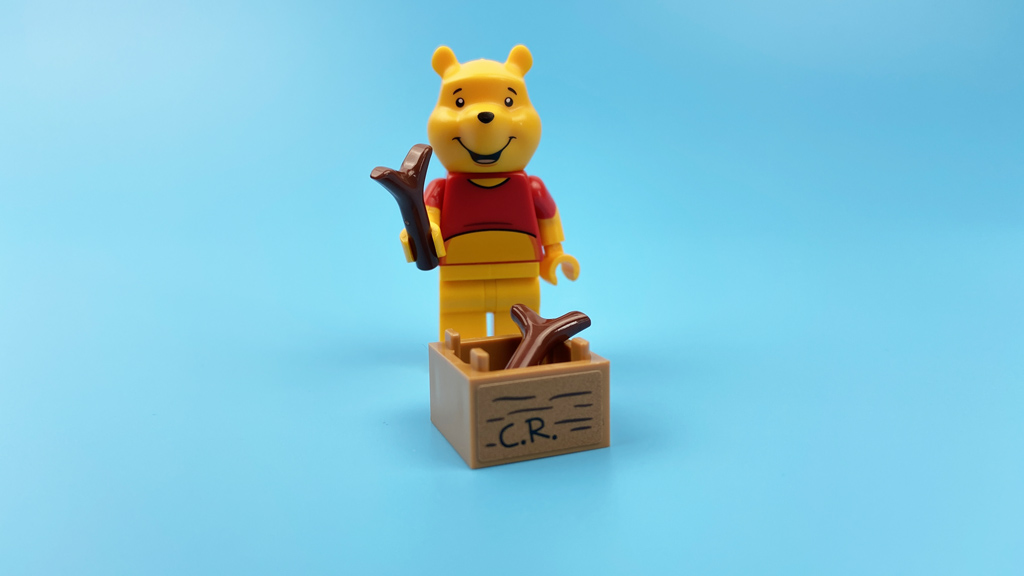 LEGO Ideas 21326 Disney Winnie the Pooh Poohstick