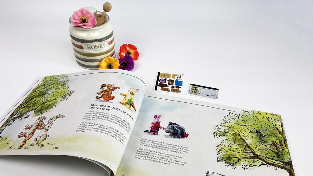 LEGO Ideas 21326 Disney Winnie the Pooh die Aufbauanleitung
