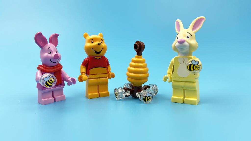 LEGO Ideas 21326 Disney Winnie the Pooh die Bienen