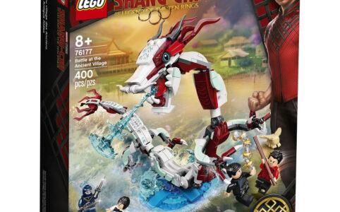 LEGO Marvel 76177 Shang-Chi: Schlacht im alten Dorf