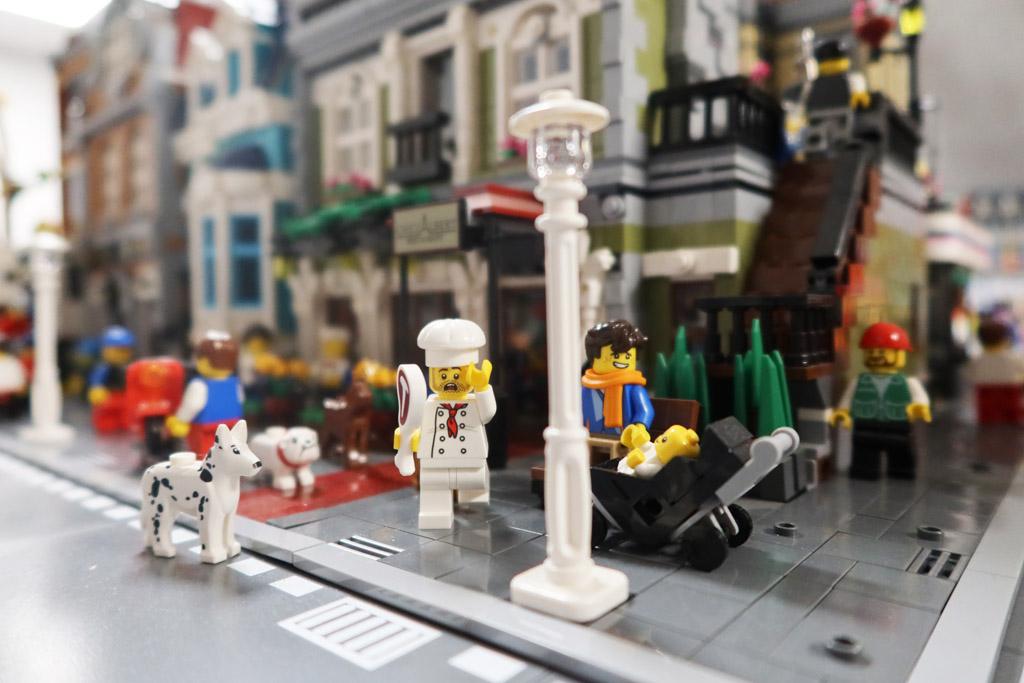 LEGO Stadt Wild City von Bricks go WILD Minifiguren