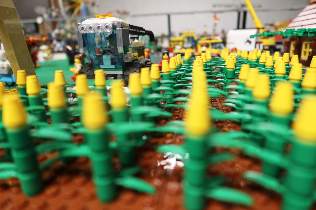 LEGO Stadt Wild City von Bricks go WILD Landwirtschaft